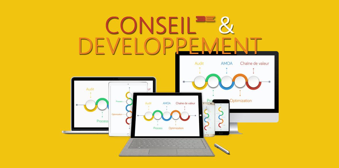 Nos solutions innovantes pour votre succès digital : le principe 3E, Idées 3E, Audit & Consulting 3E, apps standalone, applications intégrées, plateformes digitales : : iOS, Android, Windows, PHP, .NET, Cloud, etc.