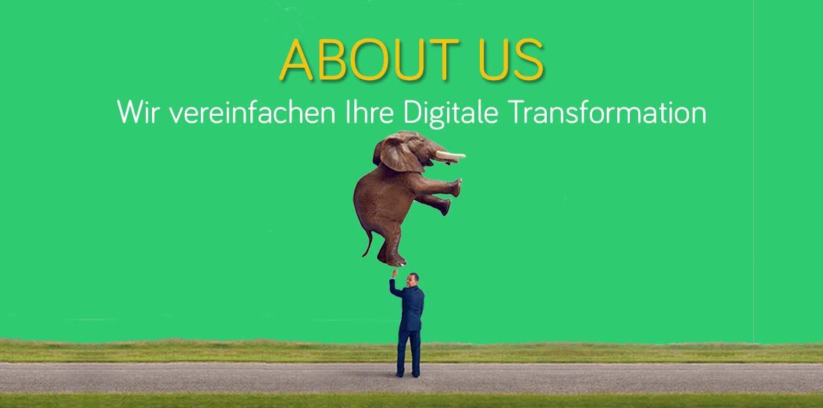 M3E - wir vereinfachen Ihre digitale Transformation