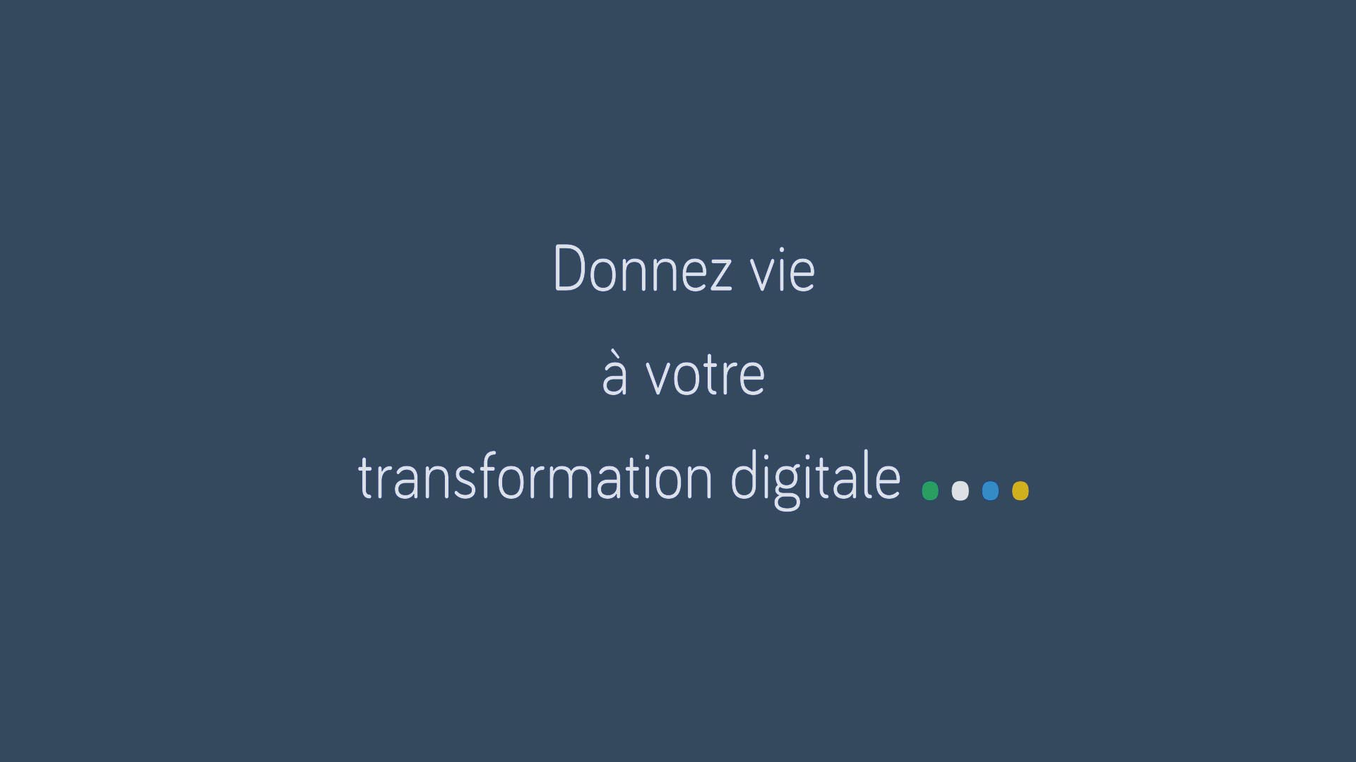 Conseil et solutions digitales & mobiles innovantes