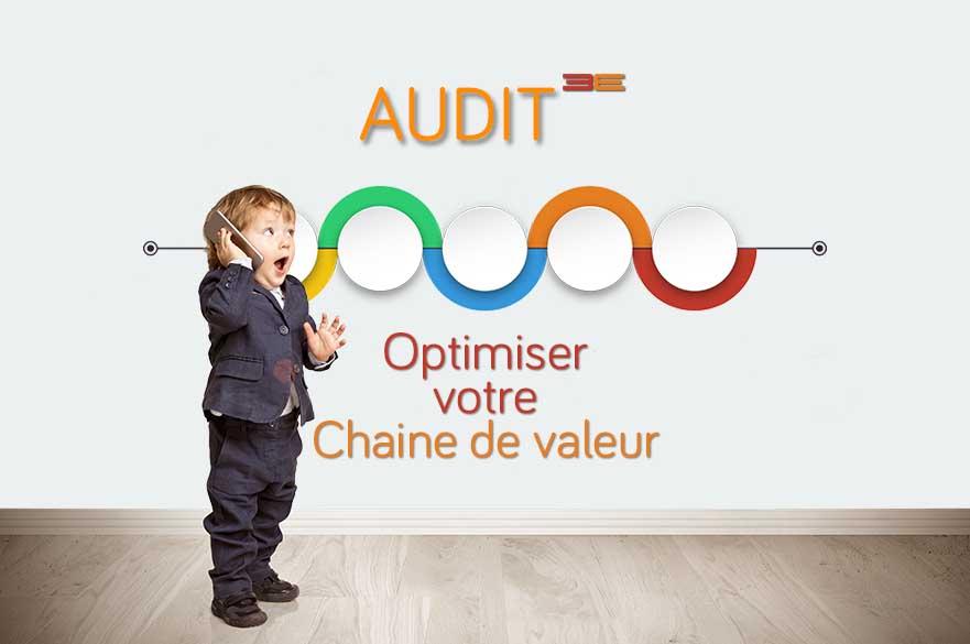 Audit & Consulting innovatif 3E pour faciliter votre transformation digitale - depuis le début