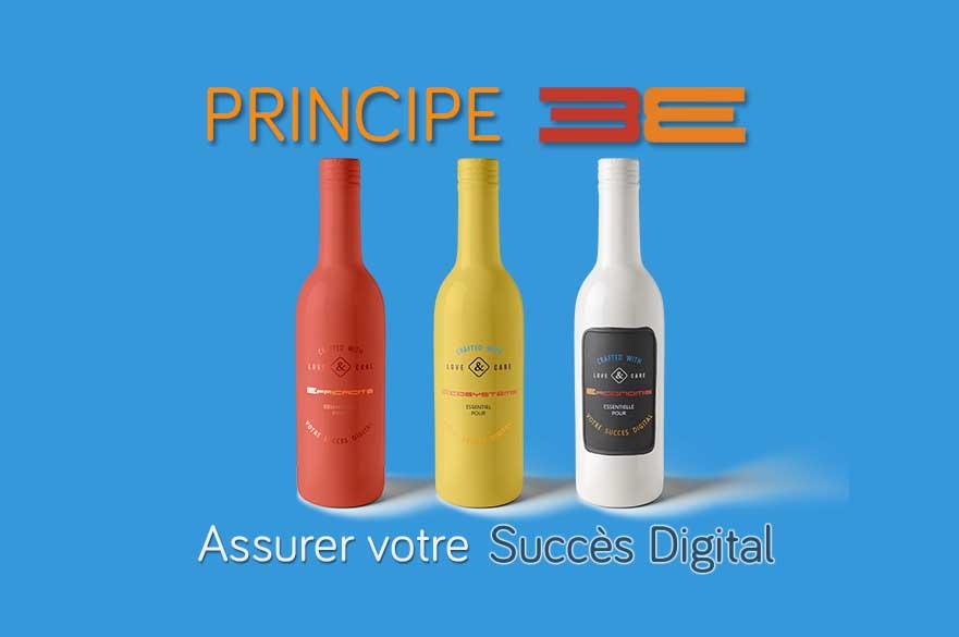 Le principe 3E pour une transformation digitale réussie avec M3E: efficacité, ergonomie et écosystem